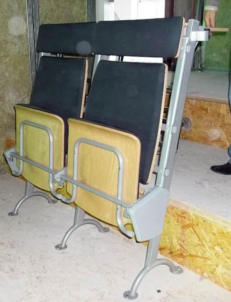 Wstępna propozycja foteli do auli