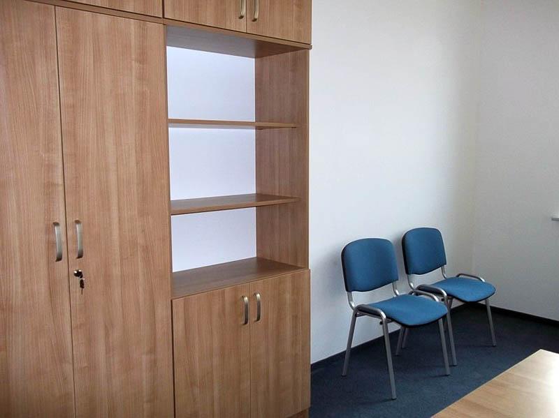 Przykładowy pokój pracy cichej w budynku WFAIS UJ