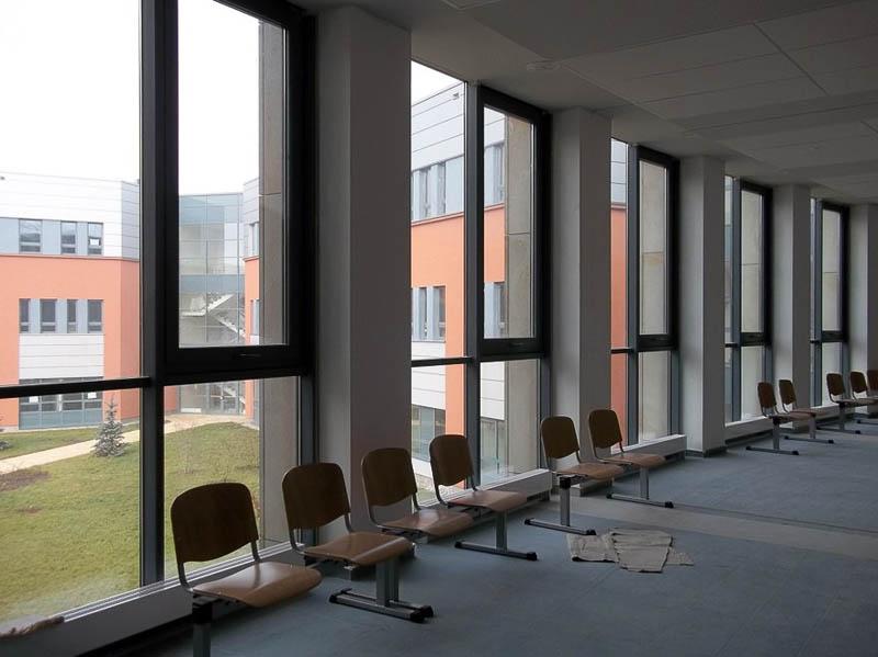 Segment A (I piętro) – hol przy aulach